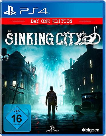The Sinking City - Day One Edition Pla...