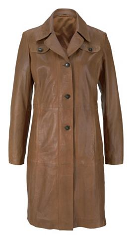 HEINE TIMELESS пальто кожаное