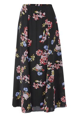 HEINE TIMELESS юбка с печатным рисунком в Дл...