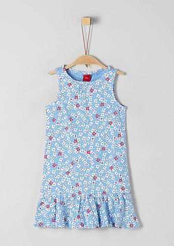 Платье с Millefleurs-Muster для M&auml...
