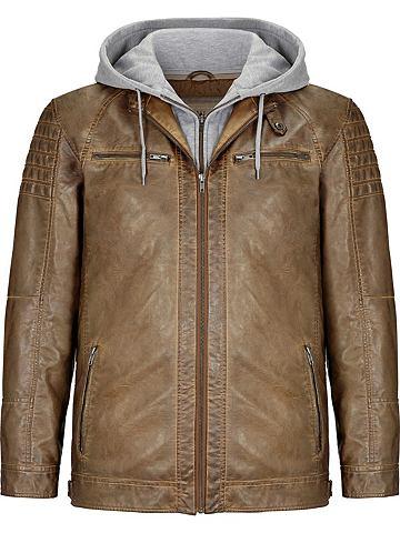 Куртка из искусственной кожи »WI...