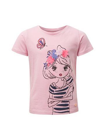 Блузка-футболка Футболка с Print...
