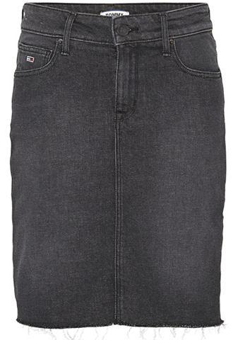 TOMMY джинсы юбка джинсовая