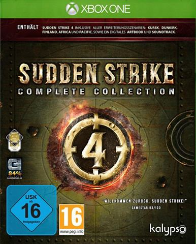 Sudden Strike 4: Complete Collection X...