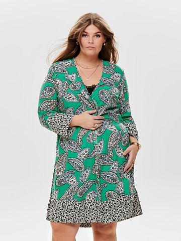 ONLY CARMAKOMA Curvy узор кимоно халат