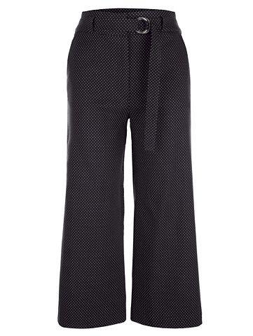 Юбка-брюки с Pünktchendruck