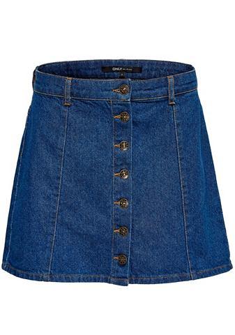 Юбка джинсовая »MACHINE«