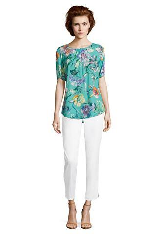 BETTY BARCLAY Блузка на выпуск с цветочным узором