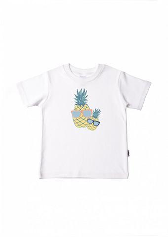 С узором футболка для детские
