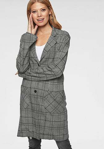 Пиджак длинный