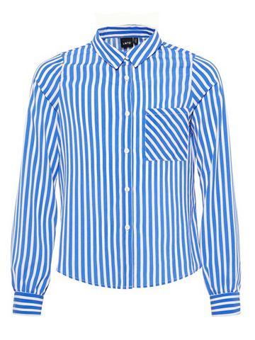 Полосатый рубашка