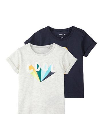 2 штуки футболка