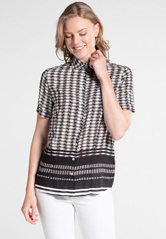 C короткими рукавами блуза »MODE...