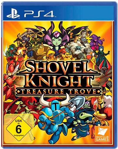 Shovel Knight: Treasure Trove PlayStat...