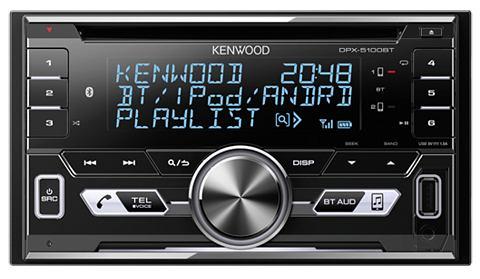 Автомобильное радио »DPX-5100BT&...