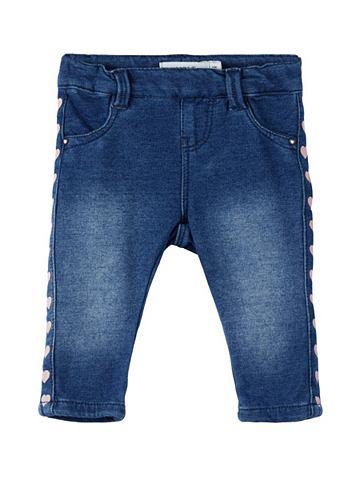 Herzprint джинсы леггинсы
