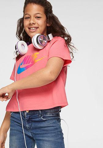 Футболка »GIRLS футболка CROP&la...