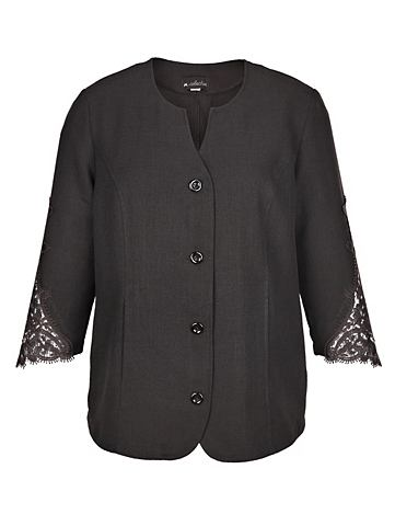 Пиджак, куртка с edlem Spitzeneinsatz ...