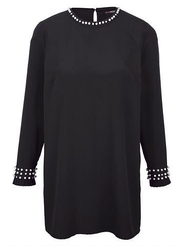 Блуза с жемчуг