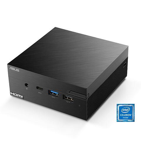 Silent Mini PC с QuadCore CPU - 500 GB...