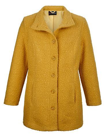 MIAMODA Куртка из искусственный мех