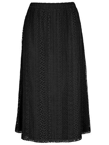 Кружевная юбка с Längsstreifenopt...