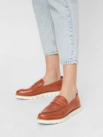 Kompakte кожаная туфли