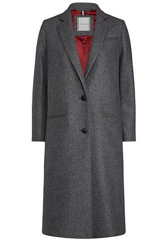 TOMMY HILFIGER Пальто шерстяное