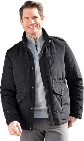 Куртка длинная с einrollbarer капюшон