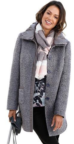 Куртка с Doppelkragen