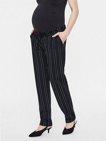 С кантом брюки для беременных