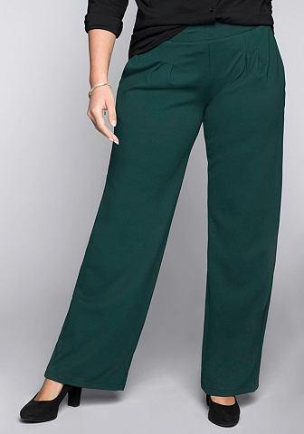 Sheego брюки с кантом