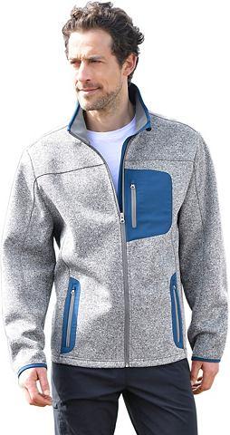 Куртка с воротник стойка