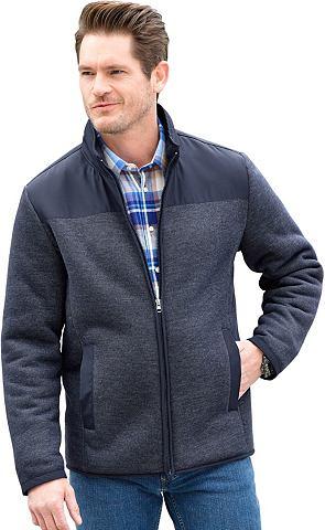 Спортивный свитер с воротник стойка