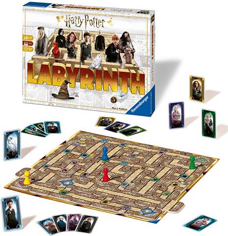 "RAVENSBURGER Spiel ""Harry Potter Labyrinth&quo..."