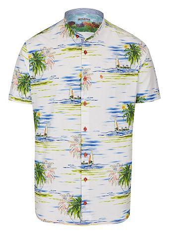 Casual рубашка c короткими рукавами