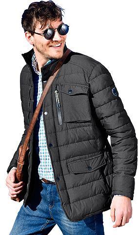 Lerros куртка с утонченный grafischen ...