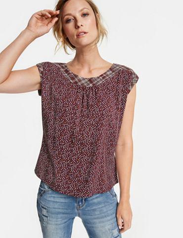 Блуза 1/2 рукава Футболка с Muster-Mix...