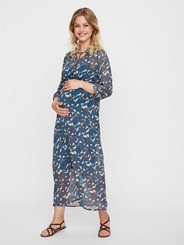 Длиная платье для беременных