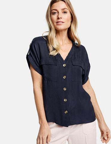 Блуза 1/2 рукава Блузка из Viskose&laq...