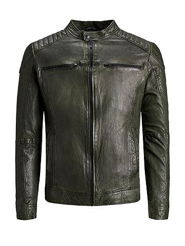 Jack & Jones куртка кожаная &raquo...