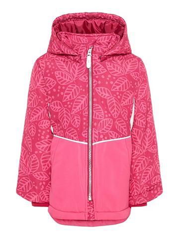 NAME IT Blattprint куртка зимняя