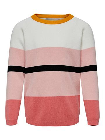 Streifen трикотажный пуловер