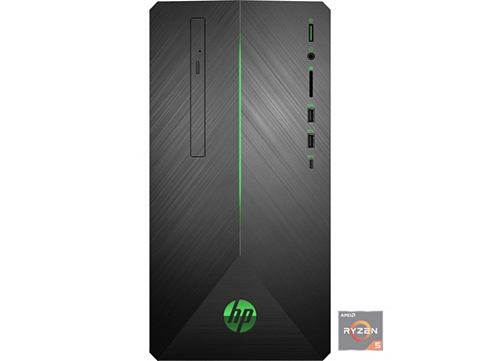HP Pavilion Игровой Desktop PC 690-00 &ra...