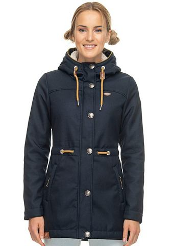 RAGWEAR Пальто короткое »HALINA LONG A&l...