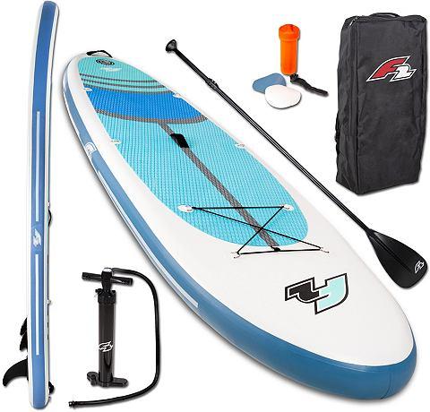 F2 Inflatable SUP-Board »Cross&laqu...