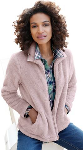 CASUAL LOOKS Флисовая куртка в Teddy-Fleece-Qualit&...