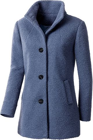 Куртка из winterwarmem мягкий Boucl&ea...