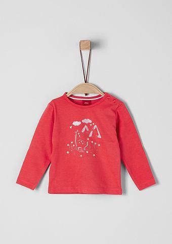 S.OLIVER Langarmshirt_für Babys