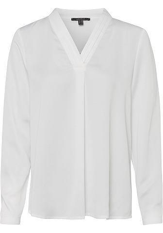 Блузка на выпуск